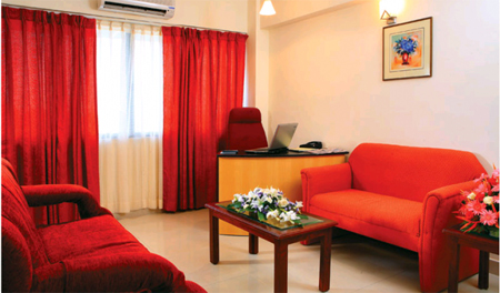 Hotel The Capital Trivandrum
