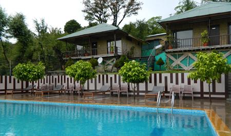 The Exotica Dharamshala 4 Star Luxury Hotel In Himachal Pradesh