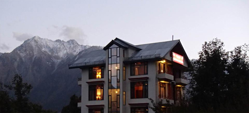Hotel The Grand Shangri-La Kalpa