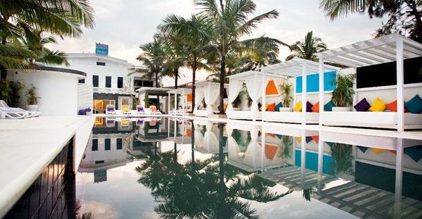 Ocean Beach Resort Goa