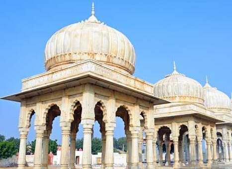 The Royal Cenotaphs, Bikaner