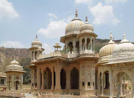 The Royal Cenotaphs, Rajasthan