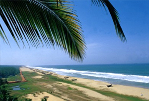 Beach in Thiruvananthapuram
