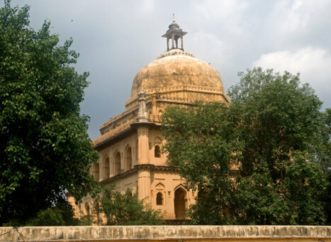 Tomb of Fateh Jang, Alwar
