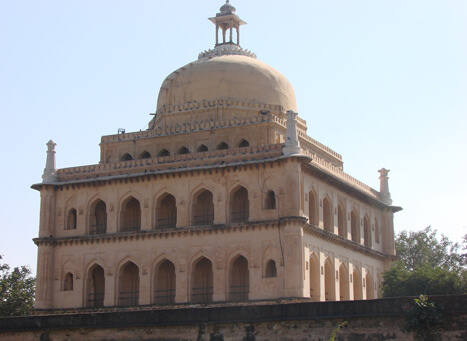 Tomb of Fateh Jang Alwar, Rajasthan