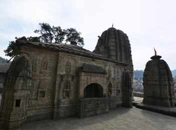 Triloknath Temple, Mandi