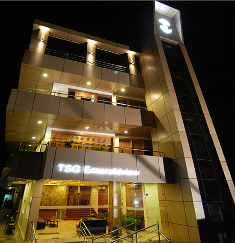 Tsg Emerald View 3 Star Hotel In Port Blair