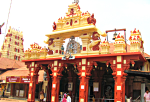 Udupi Temple in Karnataka