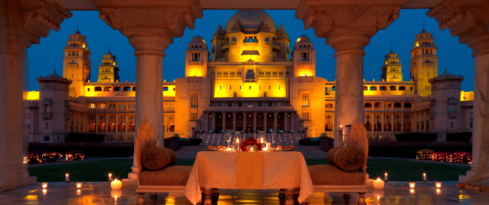 Experience Luxury Trips in India