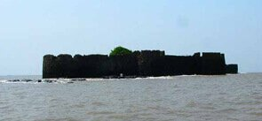 Undheri Fort Alibag