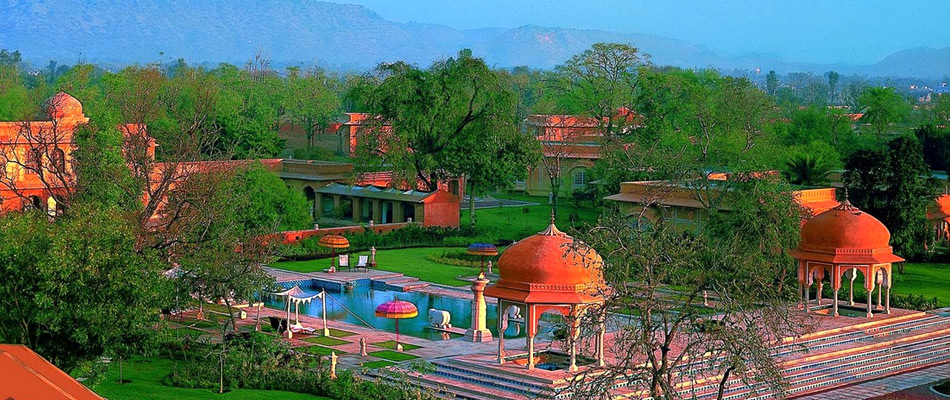 Image result for The Oberoi Vanyavilas, Ranthambore Tiger Reserve, Rajasthan
