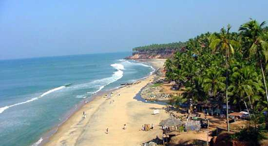 Image result for Varkala, Kerala