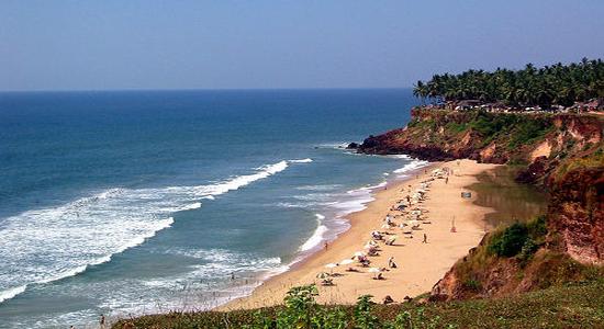 Popular Beaches in Kerala 8
