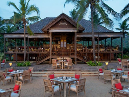 Kovalam Beach Resorts Taj