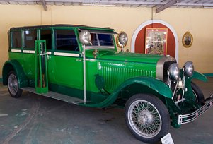 World Vintage Car Museum Gujarat