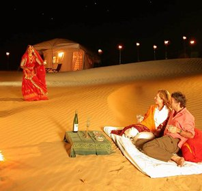 Rajasthan Honeymoon Holiday Packages