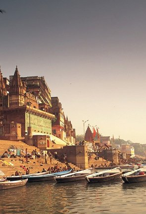 Travel with Ganges