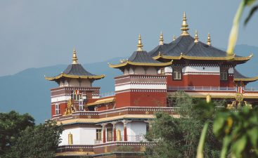 Kopan Monastery, Nepal