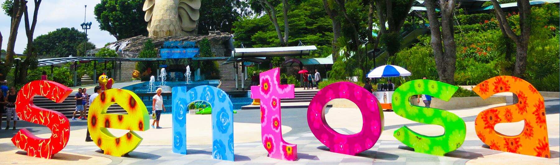 Sentosa Island, Singapore