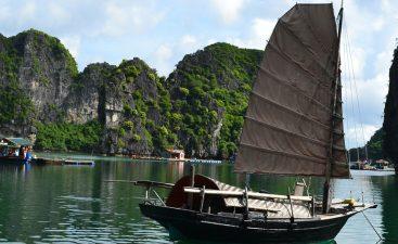 Tu Long Bay, Vietnam