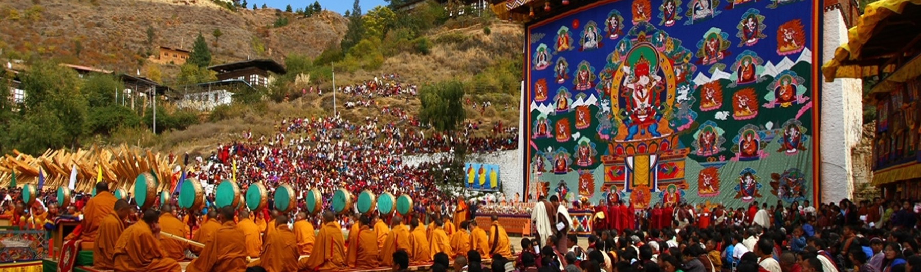 Paro Tshechu Festival Bhutan 2020 | Things to Do & See