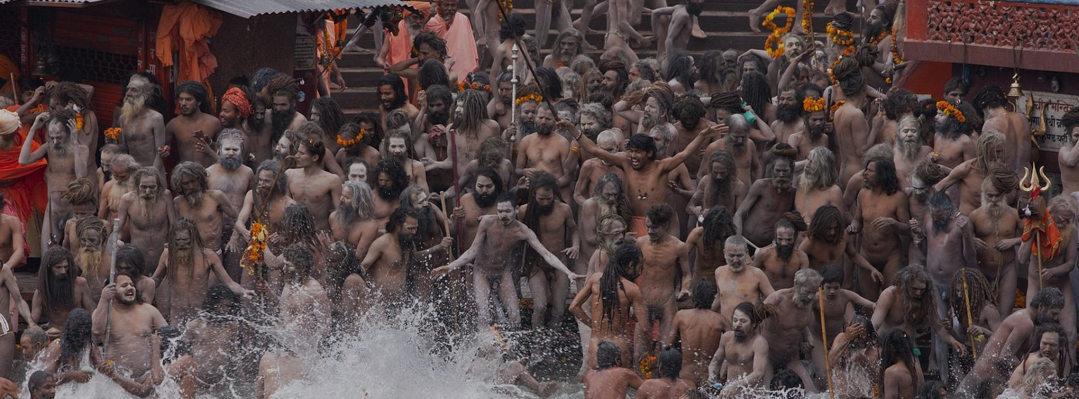 Kumbh Mela Bathing Destinations