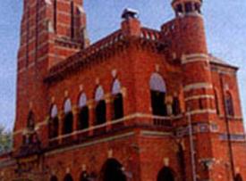 Mayo Memorial Hall