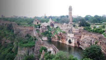 Chittorgarh-fort