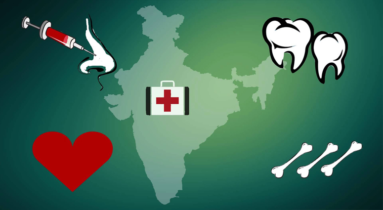 Boost in the Growth of Medical Tourism In India