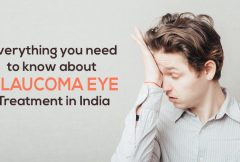 Glaucoma Eye Treatment in India