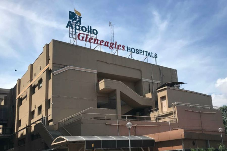 Apollo Gleneagles Hospital