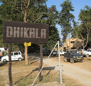 Delhi Dhikala Weekend Package