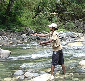 Golden Mahseer & Goonch Angling Expedition