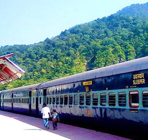 Jim Corbett Weekend Tour by Train