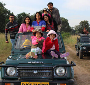 Jim Corbett Family Tour