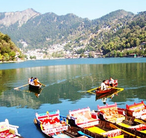 Jim Corbett Tiger Tour & Nainital Lakes