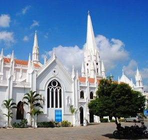 christian cities in india