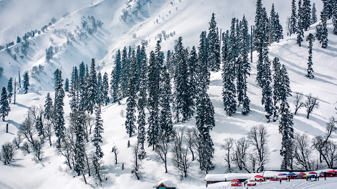 Kashmir Tourism - Kashmir Tour and Travel Guide | Places to Visit & Things to Do