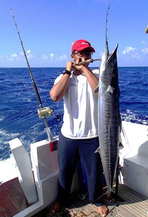 Game Fishing Andaman