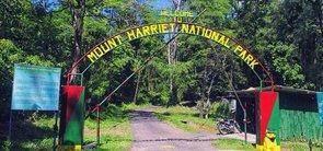 Mount Harriet National Park, Andaman