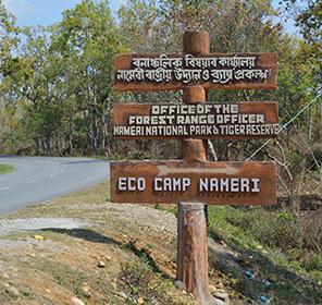 Arunachal with Nameri National Park