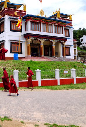Pilgrimage in Arunachal