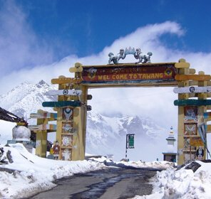 An excursion to Tawang