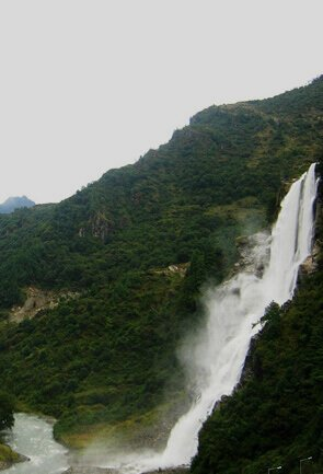 Waterfalls in Arunachal