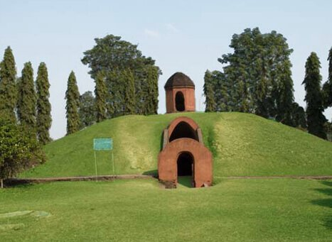Charaideo Sivasagar | Pyramids of Assam - Places of Interest
