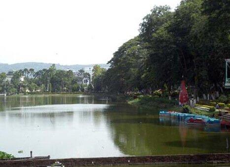 Digholi Pukhuri Guwahati, Assam