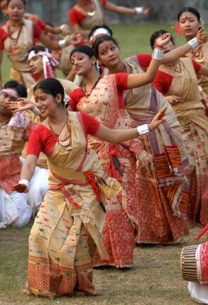 Dance & Music in Assam