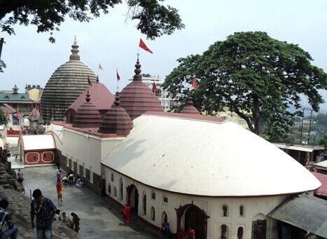 Kamakhya Devi Temple Guwahati, Assam
