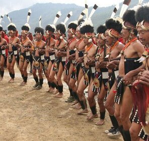 North-East India Tribal Tour Package
