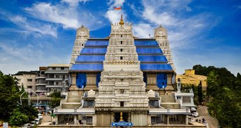 Bangalore Temple Tour Package